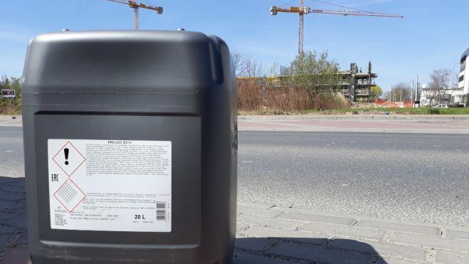 Chłodziwo Orlen Emulgol ES-12 dostarczone w Katowicach