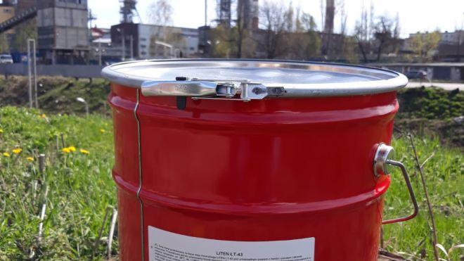 Uniwersalny smar litowy Orlen Liten ŁT-43 dostawa Katowce Brynów