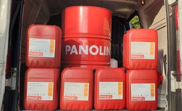 Olej hydrauliczny biodegradowalny Panolin HLP Synth 32