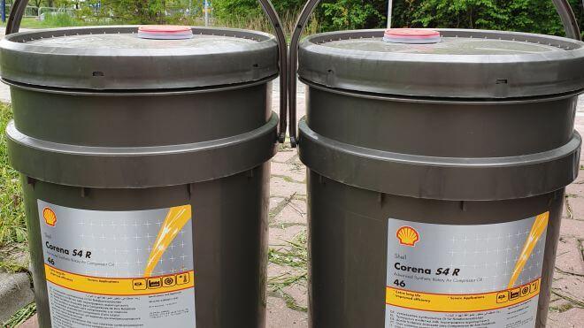 Olej do sprężarek Shell Corena S4 R46 w Katowicach