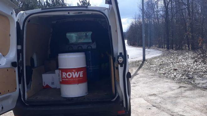 Rowe Leichtlauf 10W40, olej silnikowy Katowice