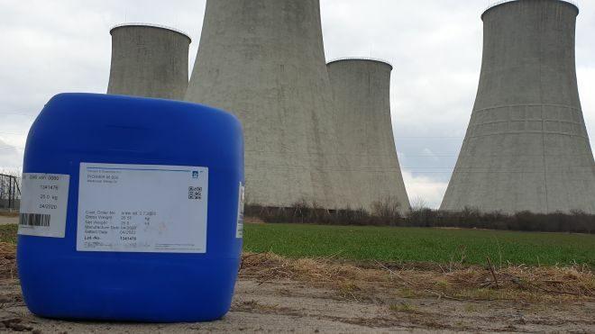 Olej parafinowy Pionier M002 z dostawą do firmy